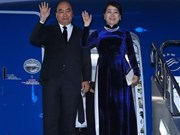 Prime Minister leaves for 10th Mekong-Japan Summit Meeting