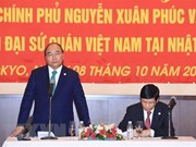 PM lauds efforts of Vietnamese community in Japan in bolstering bilateral ties