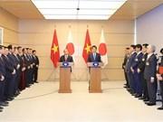 Vietnam, Japan agree to advance extensive strategic partnership
