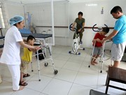 Handicapped children lack access to education