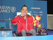 Vietnam wins second gold medal at Asian Para Games 2018