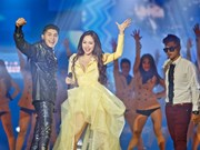 Pop star vies for gong at MTV Europe Awards
