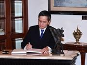 Vietnam treasures global multilateral mechanisms: Ambassador