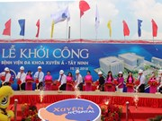 Tay Ninh: New hospital to boost people' access to quality health care