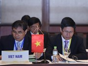 ASEAN countries, partners discuss farm-forestry-fishery trade