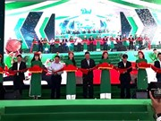 Dong Nai opens 7-million-USD food processing factory