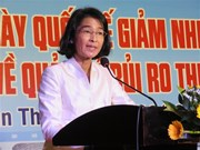 UN vows to back Vietnam's disaster prevention, control