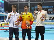 2018 Youth Olympics: Swimmer brings home second gold medal