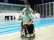Vietnam earns four more medals on 2018 Asian Para Games' fifth day