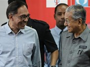 Former Deputy PM Anwar returns to Malaysian political arena