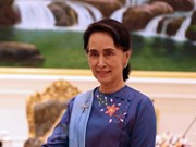 Myanmar begins trilateral peace talks