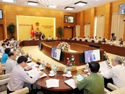 NA Standing Committee convenes 28th session