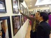 Photo exhibition features Vietnam-Cuba friendship
