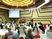 Second Forum of Entities Associated with ASEAN convenes in Indonesia
