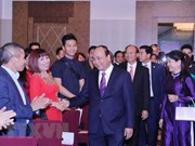 PM meets overseas Vietnamese in Austria