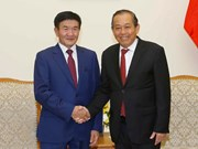 Deputy PM calls for stronger VN-Mongolia ties across multiple fields