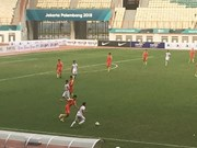 Vietnam's U19 football team beats China in friendly match