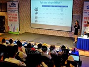 Final round of IoT start-up competition held in HCM City