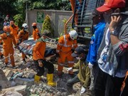 Samsung Electronics supports Indonesia to surmount quake consequences