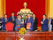 Vietnam, Mongolia to strengthen cooperation in crime combat