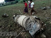 Three killed in military jet fighters crash in Myanmar