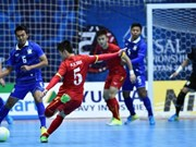 Vietnam in Group A at AFF futsal champs
