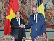 PMs hold talks on progress of Vietnam-Belgium relations