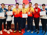 Vietnamese boxer wins gold at int'l tournament in Bulgaria
