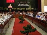 HCM City's Party Committee wraps up 18th meeting