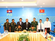 Binh Duong, Cambodia's localities step up cooperation