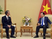 Deputy PM: Vietnam treasures locality-to-locality cooperation with Japan