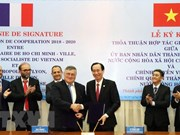 Ho Chi Minh City bolsters collaboration with France's Lyon