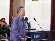 20-year sentence upheld for Nghe An man for overthrow attempt