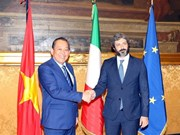 VN calls on Italian parliament to back early ratification of EVFTA