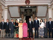 HCM City hopes for stronger ties with Shanghai People's Congress