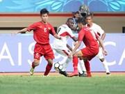 Vietnam lose to Jordan 1-2 at AFC U19 champs