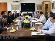 Vietnamese Party delegation visits India