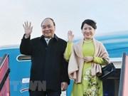 PM arrives in Copenhagen for PG4 Summit, Denmark visit