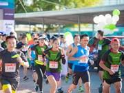 Over 2,600 runners compete in Hanoi Int'l Heritage Marathon