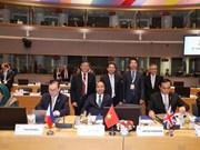 Deputy FM: PM Phuc's Europe tour manifests Vietnam's responsibility