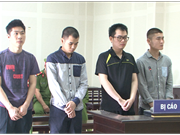 First-instance trial held for Chinese nationals with fake ATM cards