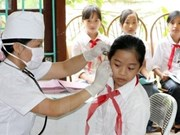 HCM City targets 98 pct health insurance coverage for students