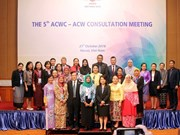 Meeting stresses media's role in addressing gender inequality