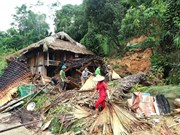 Flash flood leaves one dead, one missing in Ha Giang