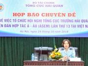 Vietnam to host 13th ASEM Customs DG-Commissioners Meeting