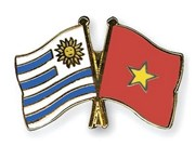 Ceremony marks Vietnam-Uruguay 25-year ties