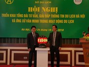 Hanoi launches telephone switchboard to improve tourism services