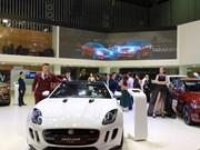 Vietnam Motor Show 2018 kicks off in HCM City