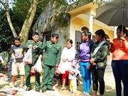 Ha Tinh works to support Chut ethnic minority community