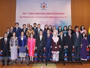 PM: Women, girls contribute to ASEAN's resilience, development